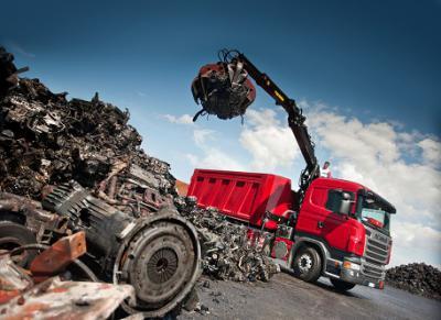 Ввоз металлолома в Турцию незначительно снизился