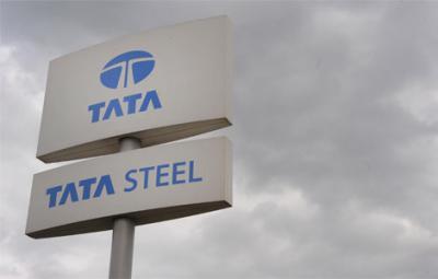 TATA Steel логотип