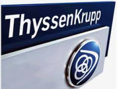 ThyssenKrupp логотип